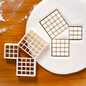 Proof of Pythagorean Theorem Geometry Cookie Cutter