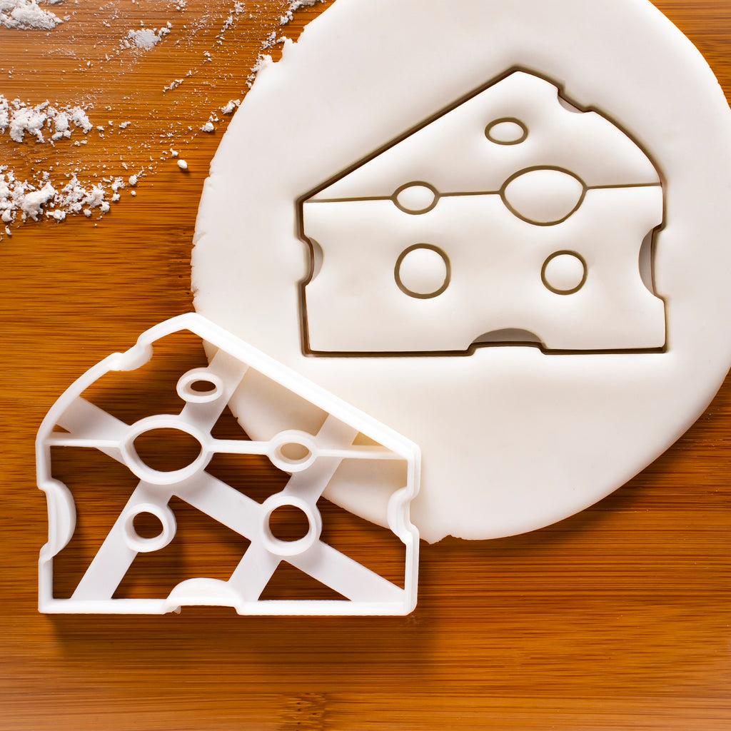Swiss Cheese Cookie Cutter