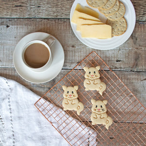 cute mouse cookies