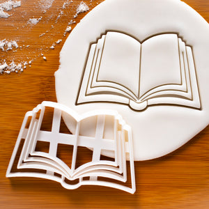 Back to School Book Cookie Cutter