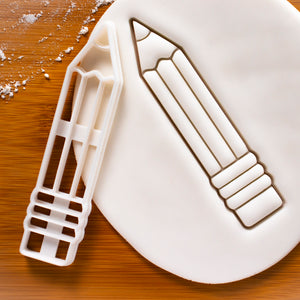 Back to School Pencil Cookie Cutter