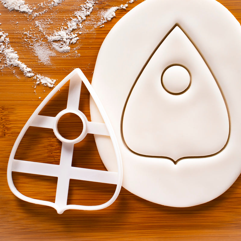 Plain Planchette cookie cutter