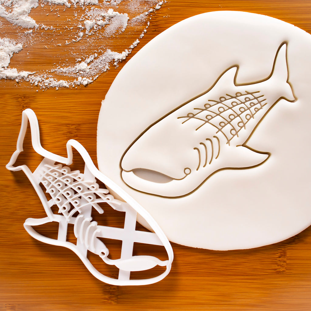 Deep Sea Whale Shark Cookie Cutter