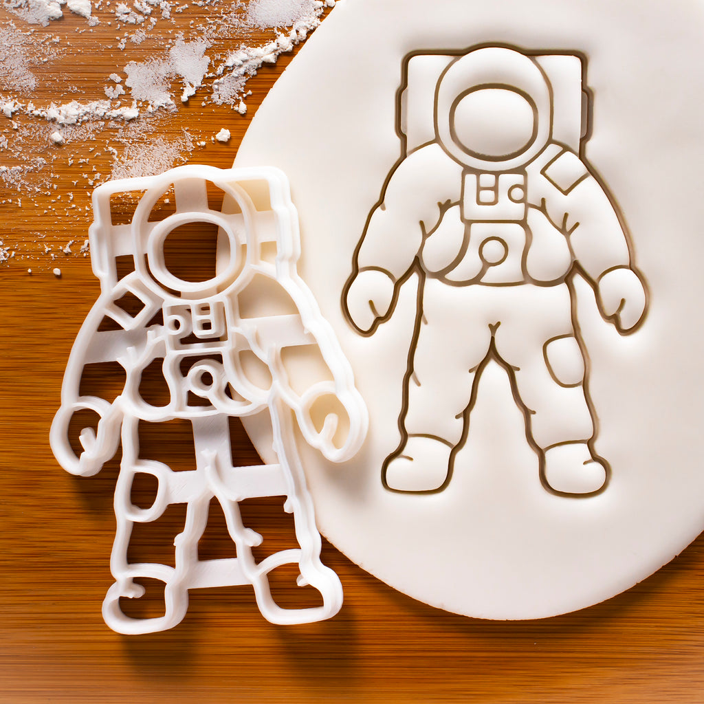 Space Astronaut cookie cutter