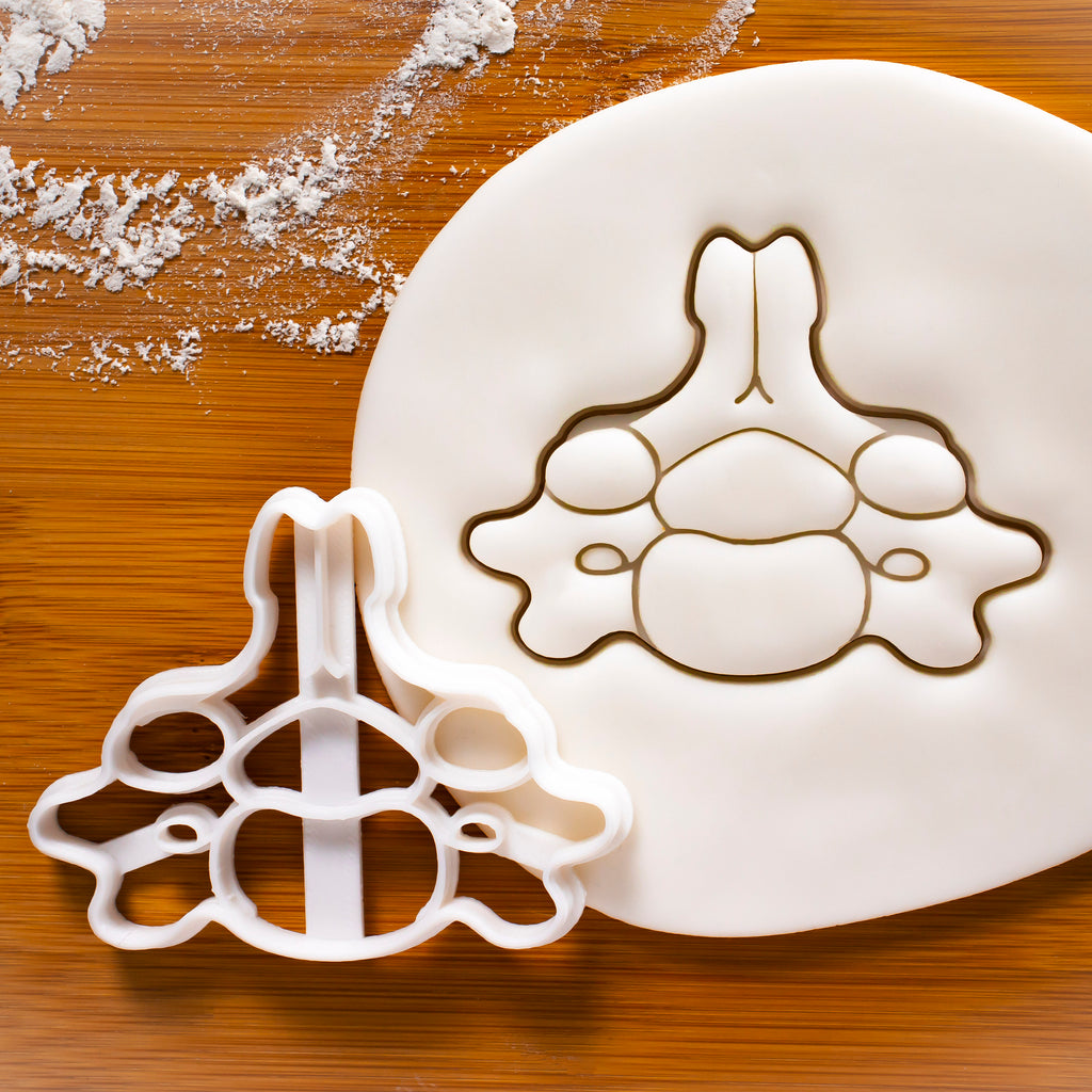 Cervical Vertebra Cookie Cutter