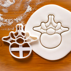 Lumbar Vertebra Cookie Cutter