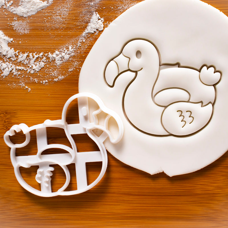 Flamingo Float Cookie Cutter