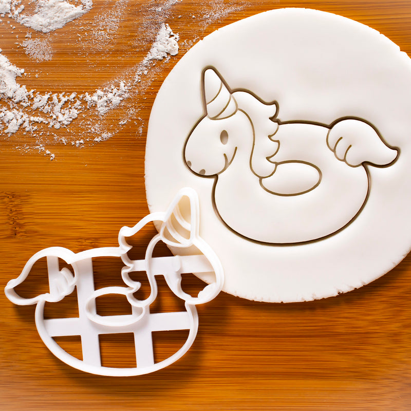 Unicorn Float Cookie Cutter