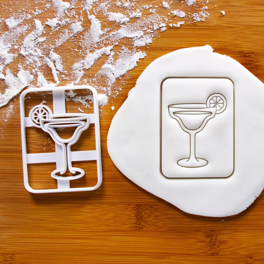 Margarita Cocktail cookie cutter