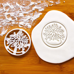 Sea Anemone cookie cutter