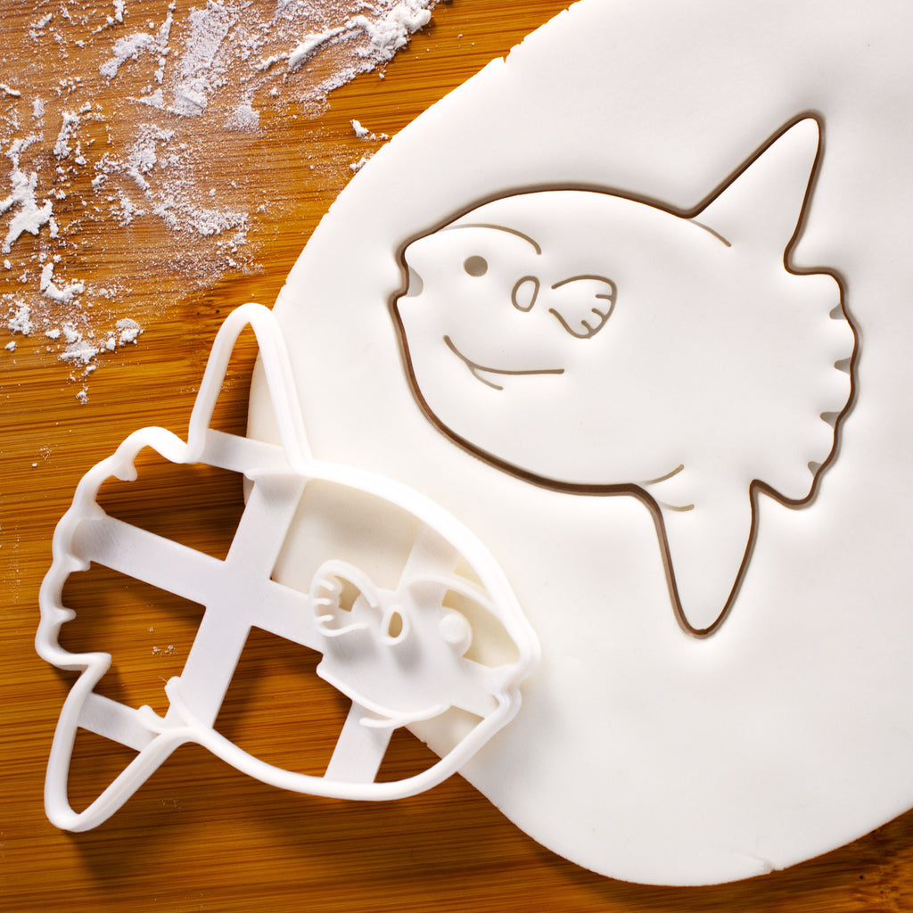 Sunfish Cookie Cutter