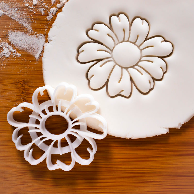 Daisy Flower cookie cutter