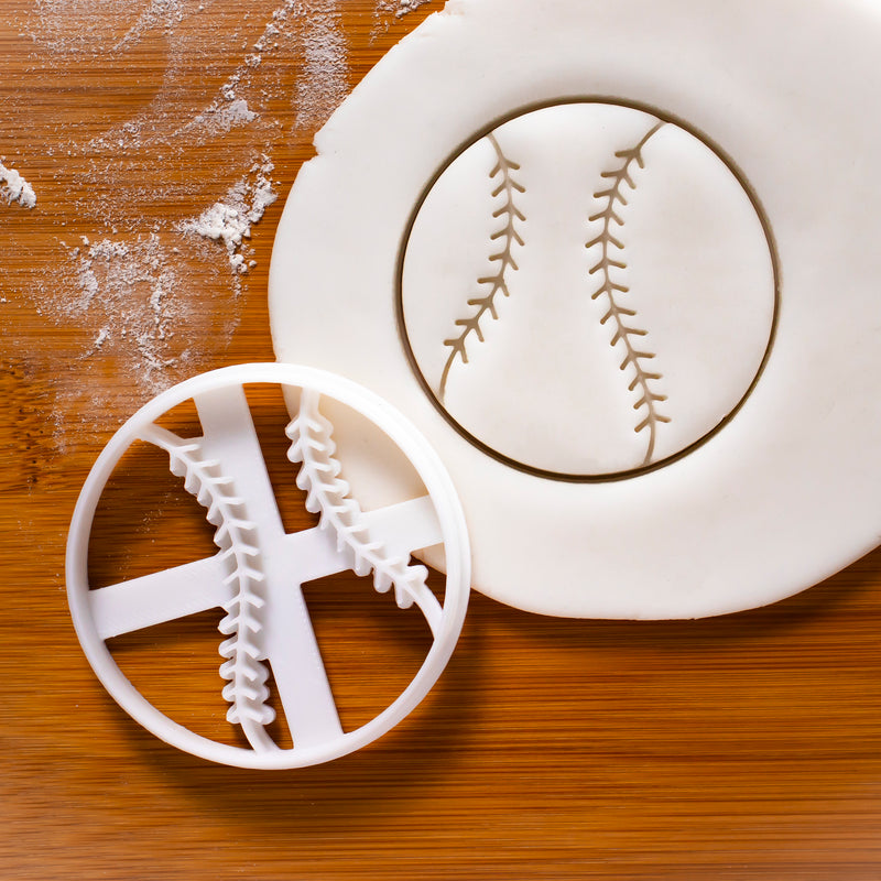 Softball Cookie Cutter