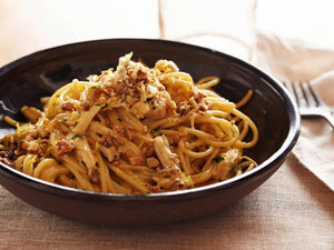 Zesty Chicken Carbonara