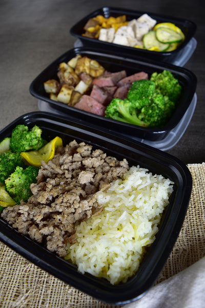4 Strategies for Successful Meal Prep
