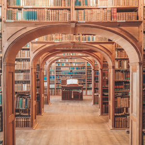 Building a game-changing brand starts with a strong library