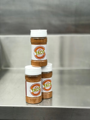 Now Available - mealfit Taco Seasoning and Taco Hot Seasoning