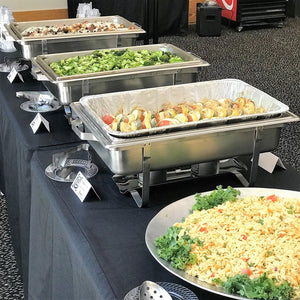 Catering: Preview Day at Highland's College