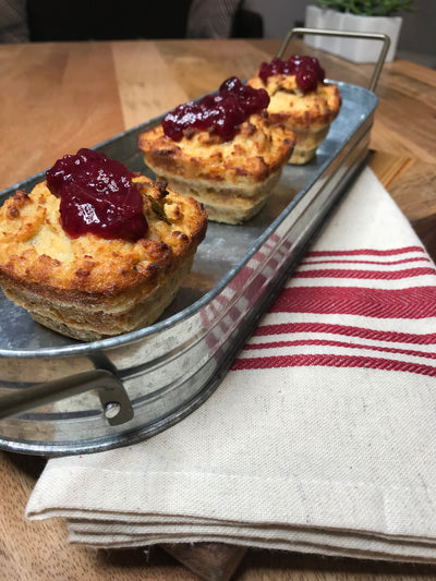 mealfit Turkey and Dressing Muffins