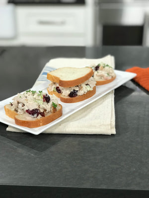 mealfit Cranberry Turkey Salad