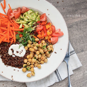 mealFit Mediterranean Power Bowl