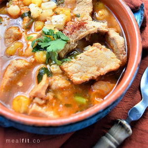 Mealfit Mexican Soup