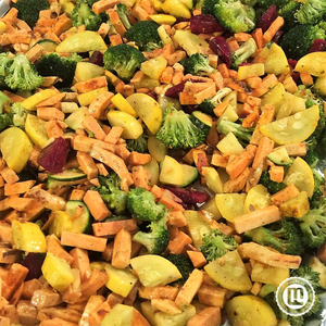 Lockert Roasted Veggies