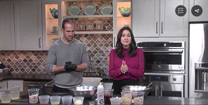 Thomas Stops by Talk of Alabama and Gives us 3 Great Recipes