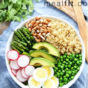 Lemon Quinoa Salad