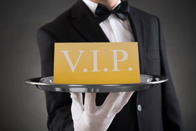 5 Tips on How to WOW your VIP Clients