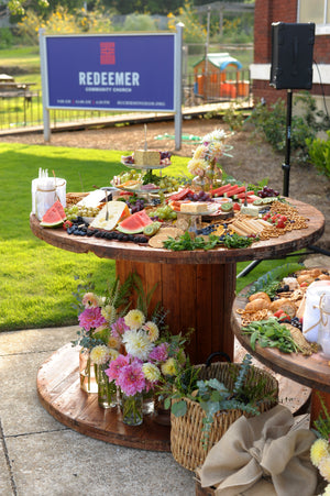 Grazing Table Ideas for Upcoming Events