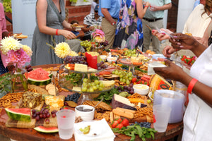 Why A Grazing Table for Your Event