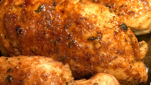 Spicy Garlic Chicken Recipe