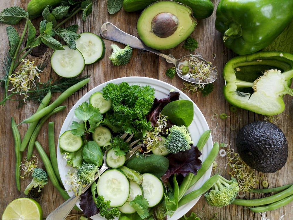 How to Make the Perfect Salad! Greens