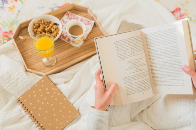 Reading with Breakfast