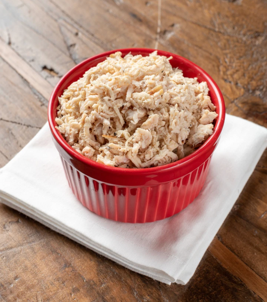 Mealfit shredded chicken by the pound