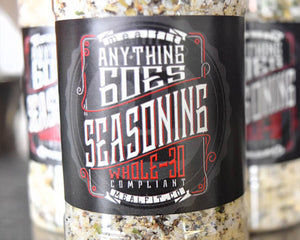 Anything Goes Seasoning (whole 30)