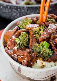 Beef and Broccoli Power Bowl
