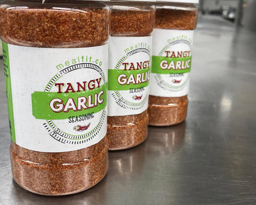 Tangy Garlic