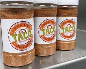 Taco HOT Seasoning