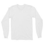 Standard Round Neck Long Sleeve Unisex T-Shirt 160gsm