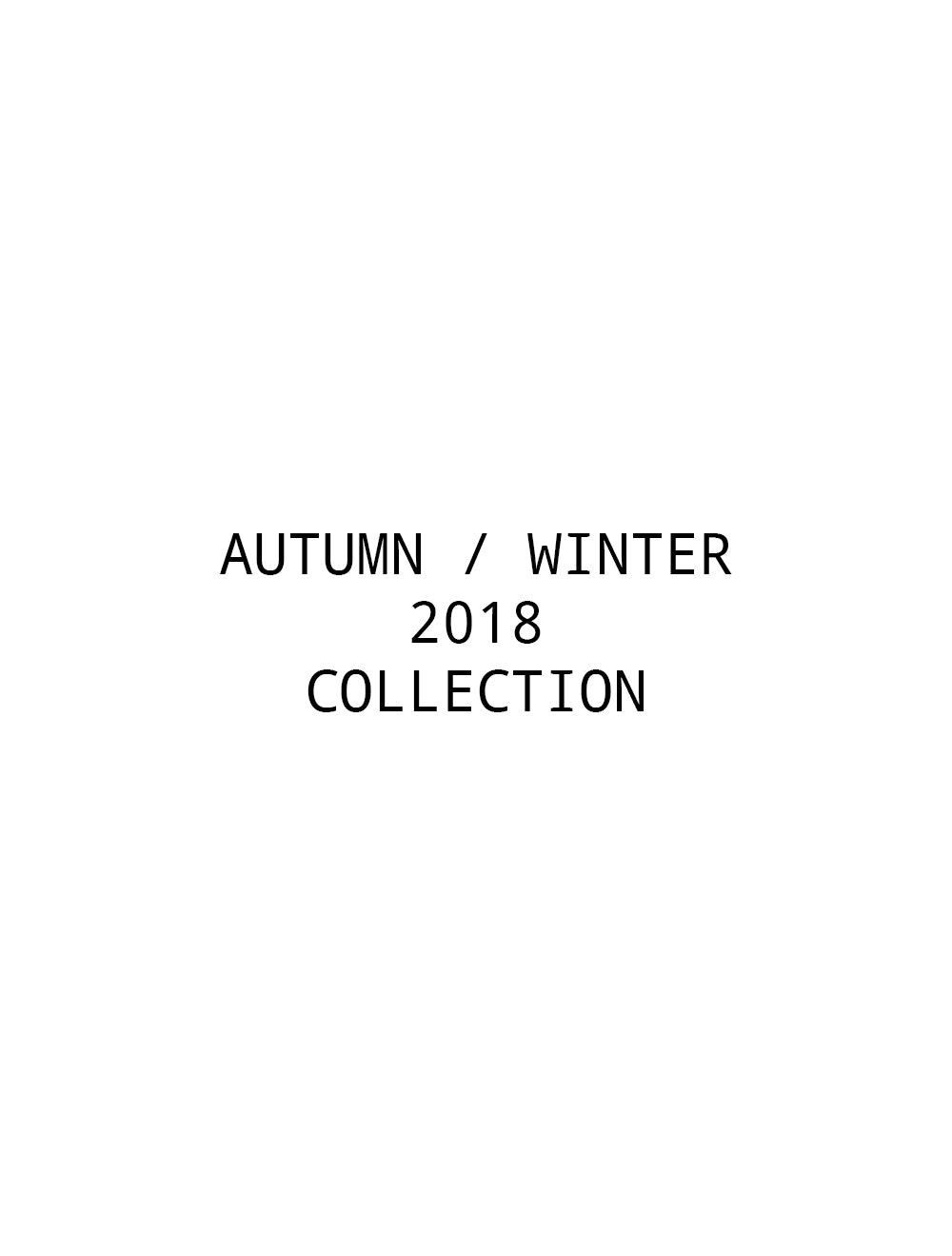 Miss L. Ray teen fashion and childrenswear Autumn Winter 2018