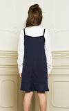 miss L. Ray Clio dress blue children and teen fashion