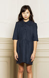 miss L. Ray Ondine dress denim children and teen fashion