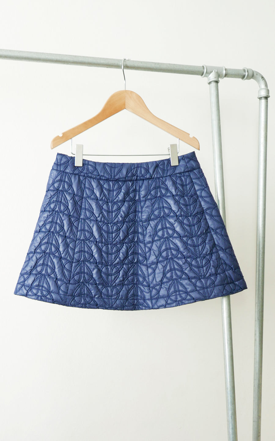 miss L. Ray Agathe skirt cobalt blue children and teen fashion