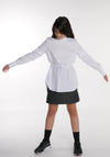 Miss L. Ray teen fashion and childrenswear Shirt/Tunic Eavan white