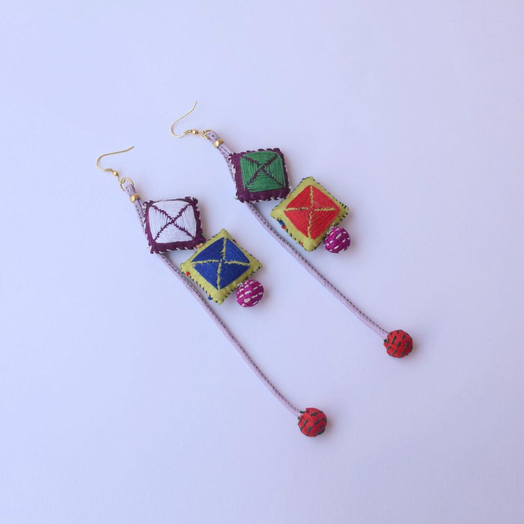 Ishita earrings - ISH-E1