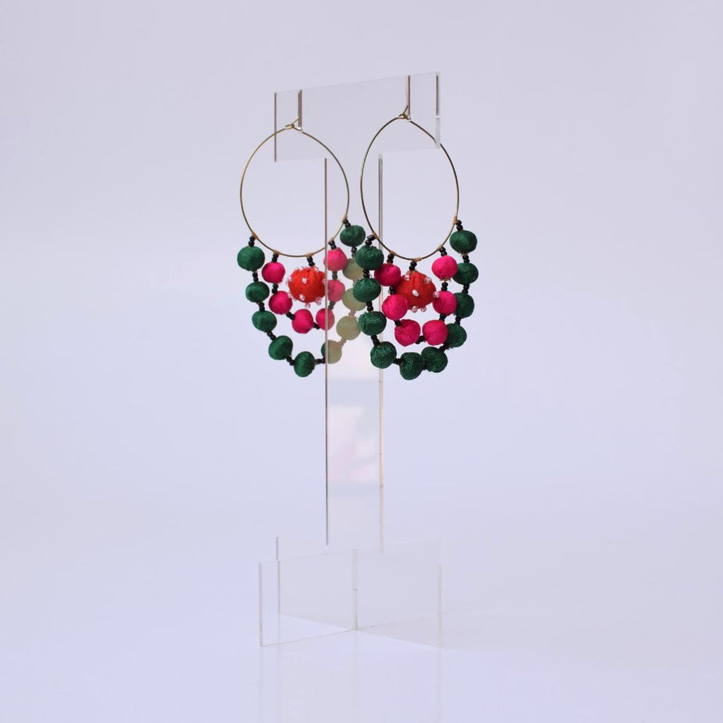 Aabha Earrings - AAB-E1