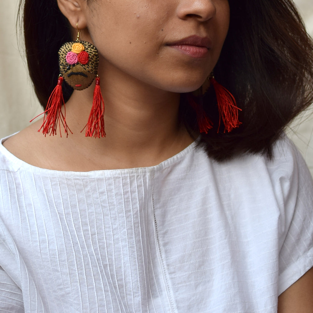 Frida Earrings - FR-E1