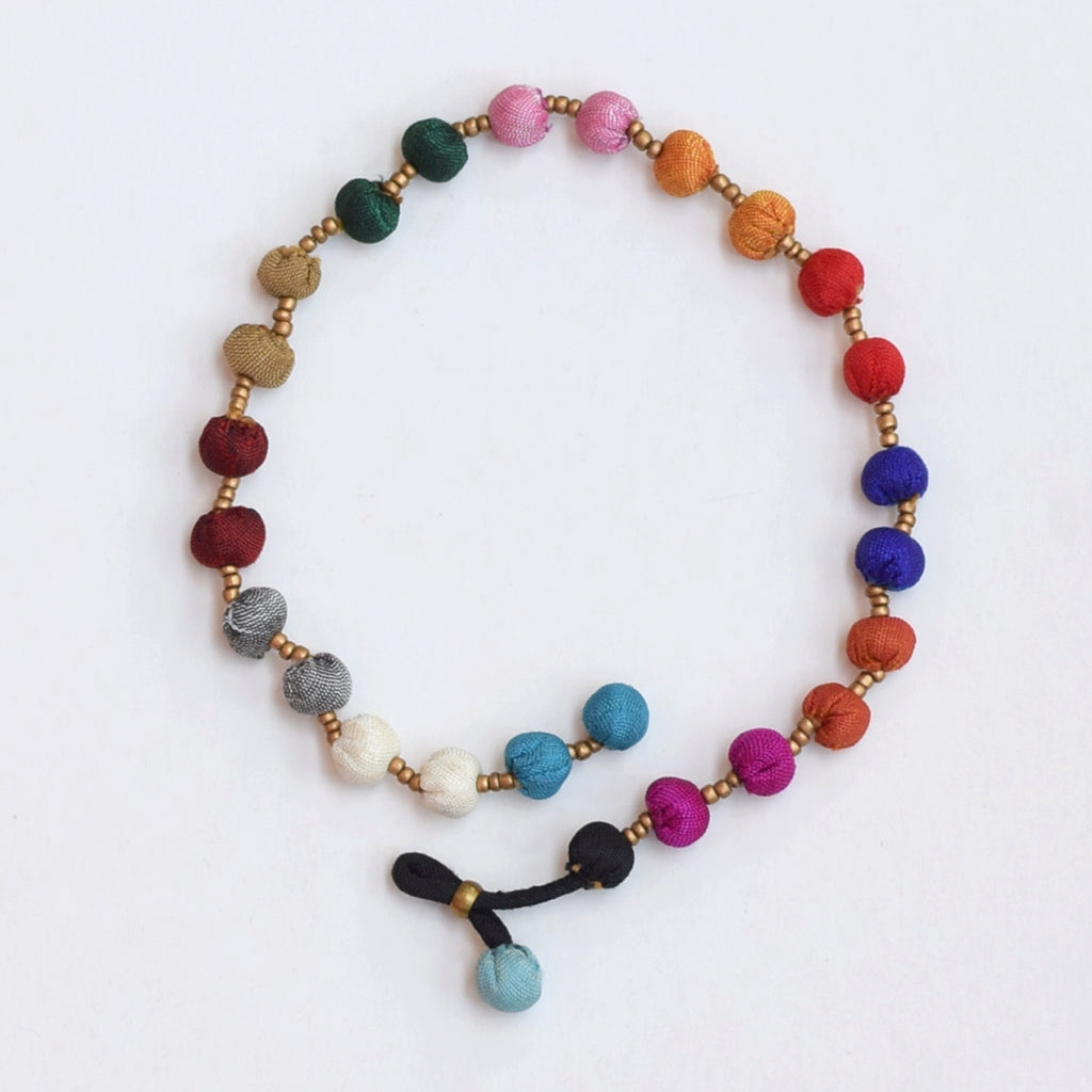Small ball sized-Anklet/Bracelet- PY-SM-01